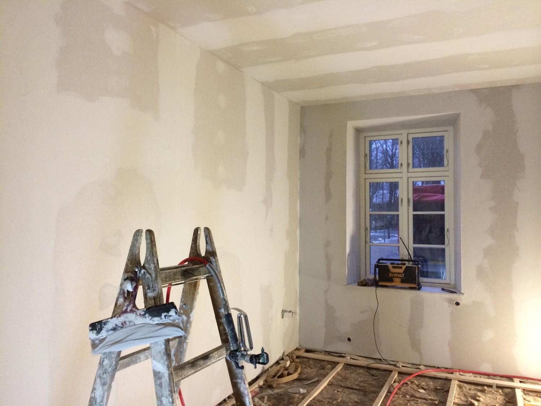 Spartle væg filt